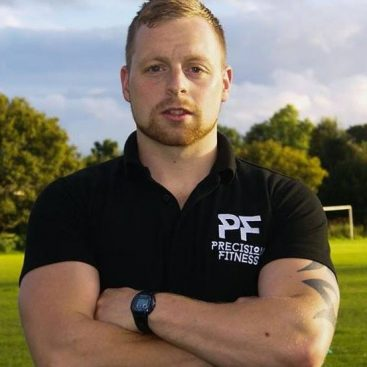 personal trainer horwich