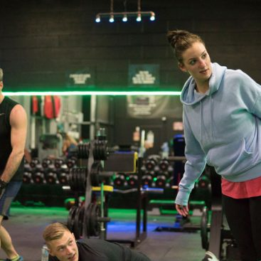 core gym strength