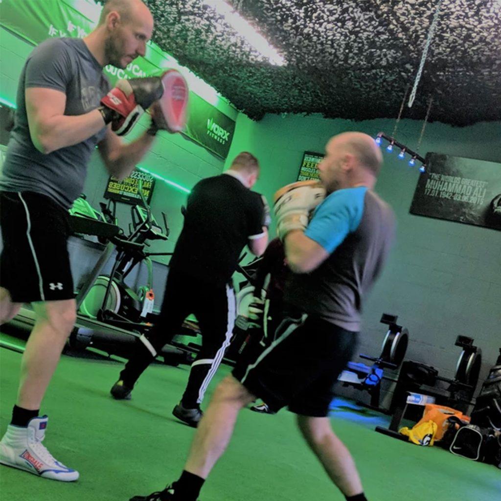 the gym horwich